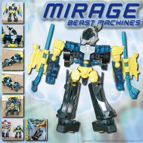 Beast Machines  Mirage (2000)