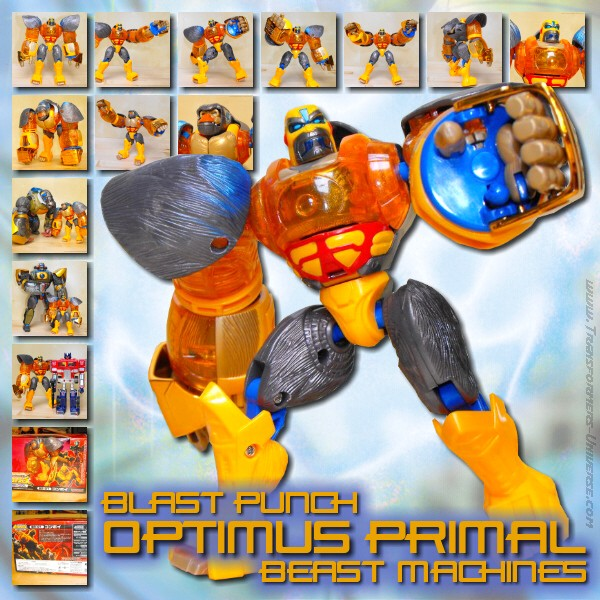 BM Blast Punch Optimus Primal