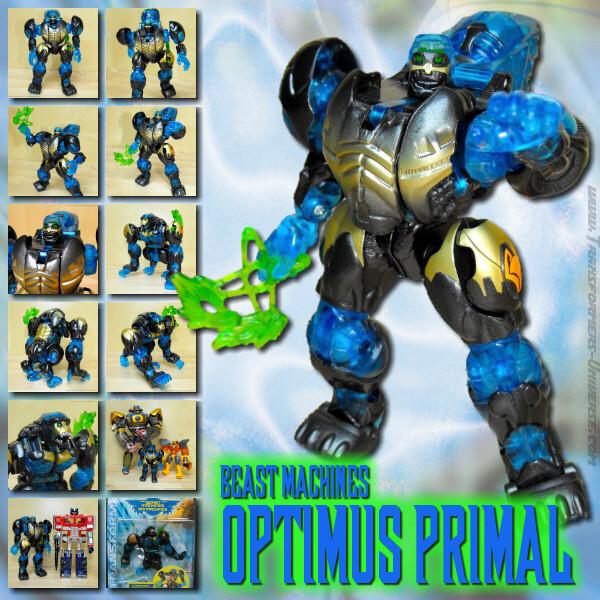BM Optimus Primal