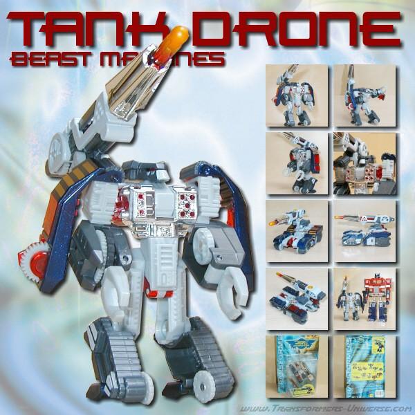 BM Tank Drone