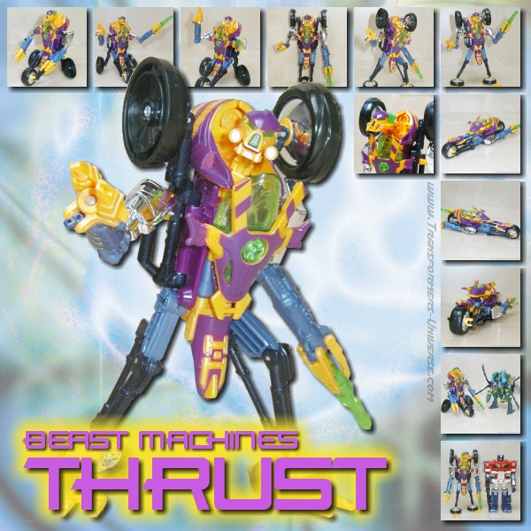 Beast Machines  Thrust (2000)