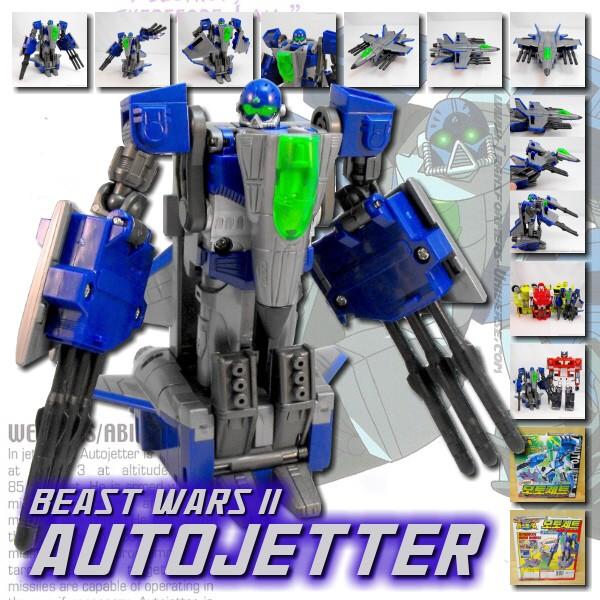 Beast Wars II Autojetter