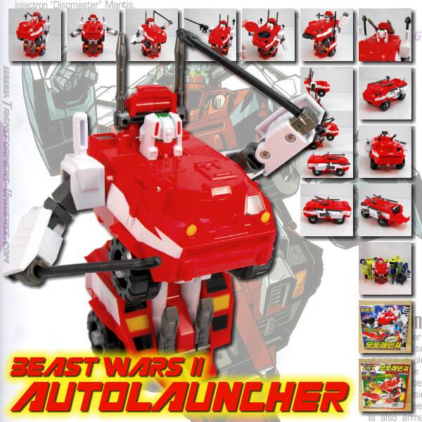 Beast Wars II Autolauncher