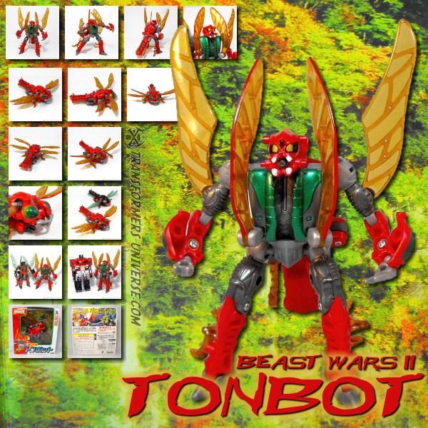 Beast Wars II Tonbot