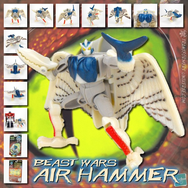 Beast Wars Air Hammer
