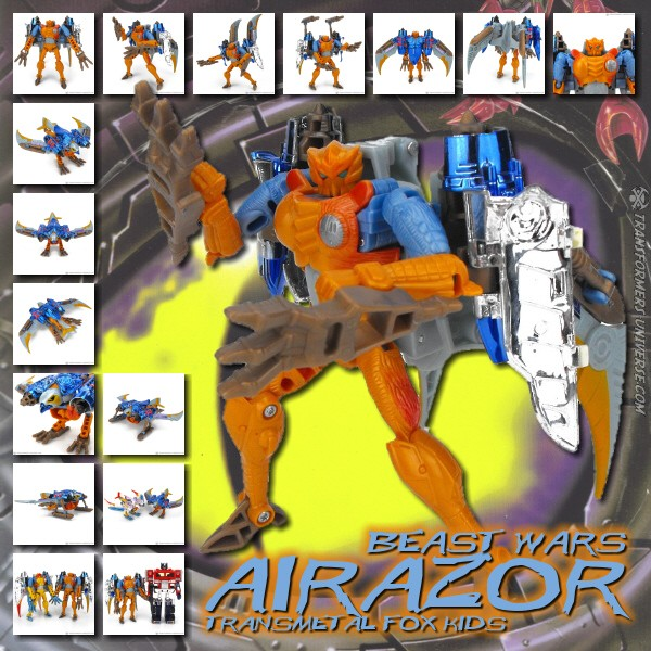 Beast Wars Airazor (Fox Kids TM)