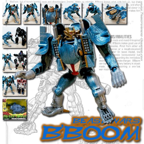 Beast Wars B