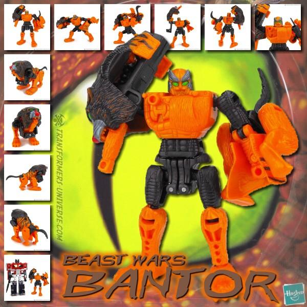 Beast Wars Bantor