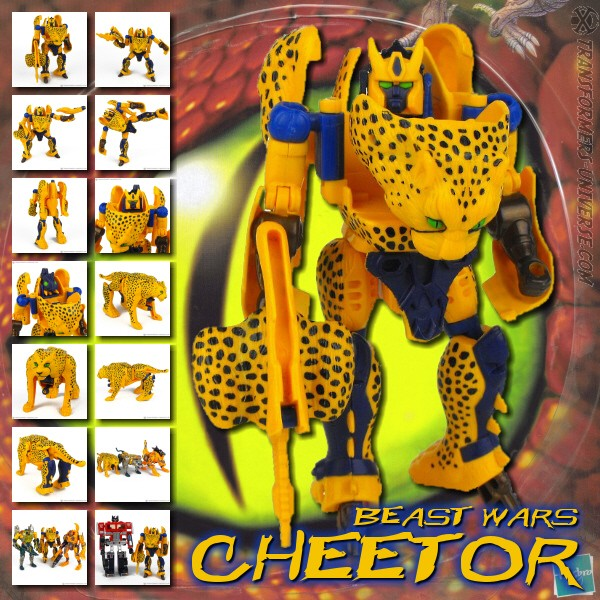 Beast Wars Cheetor