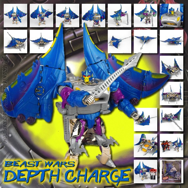 Beast Wars  Depth Charge (1998)