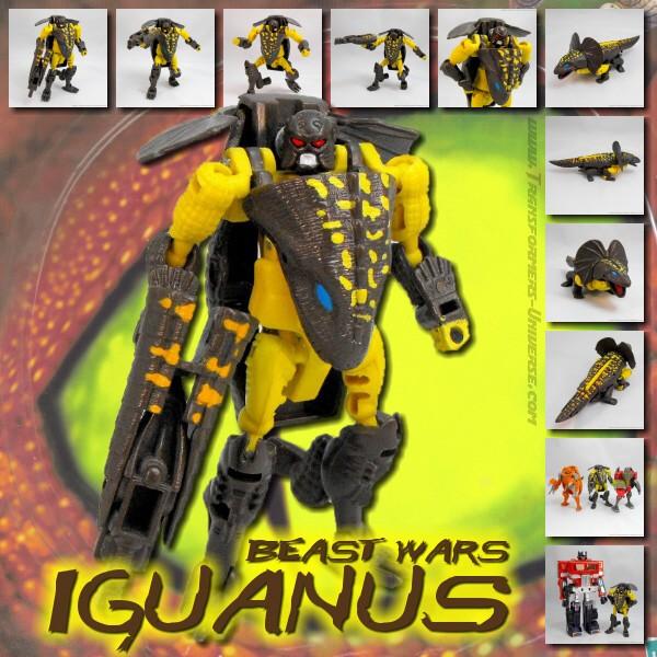 Beast Wars Iguanus