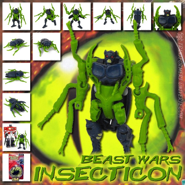 Beast Wars Insecticon