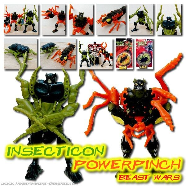 Transformers Universe Insecticons Transformers Universe Beast
