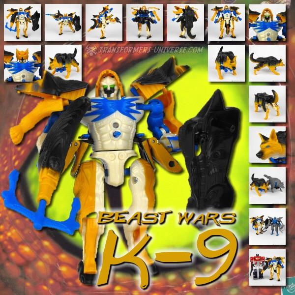 Beast Wars K-9 (D)
