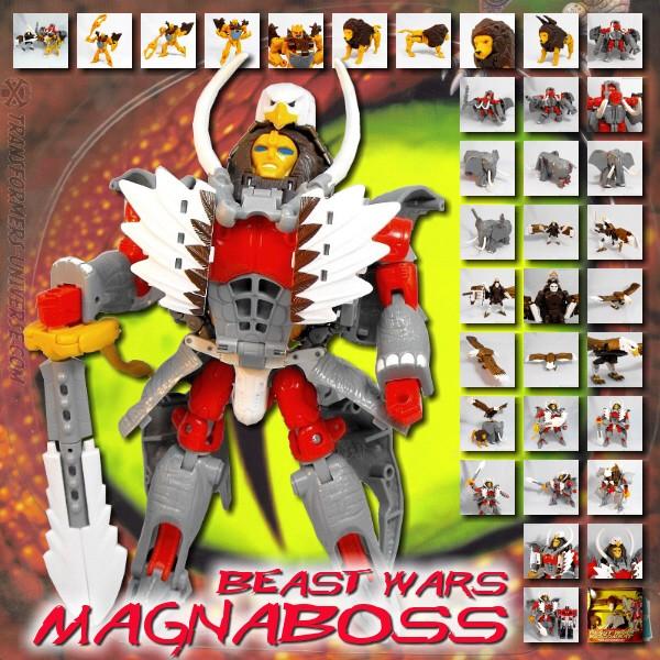 Beast Wars Magnaboss