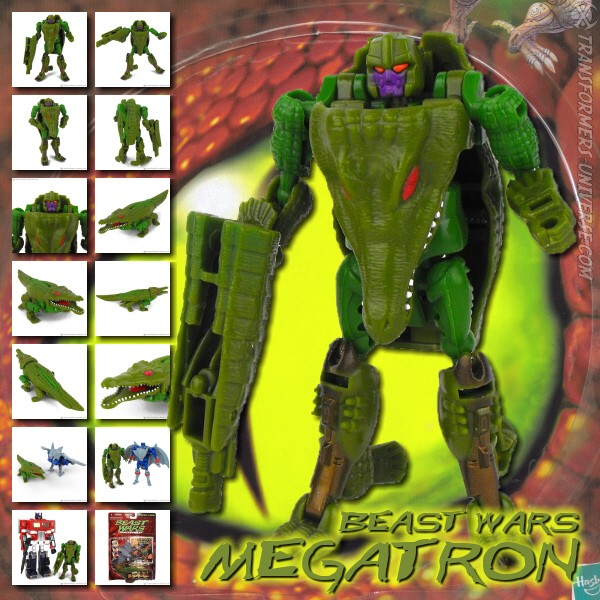 Beast Wars Megatron Basic
