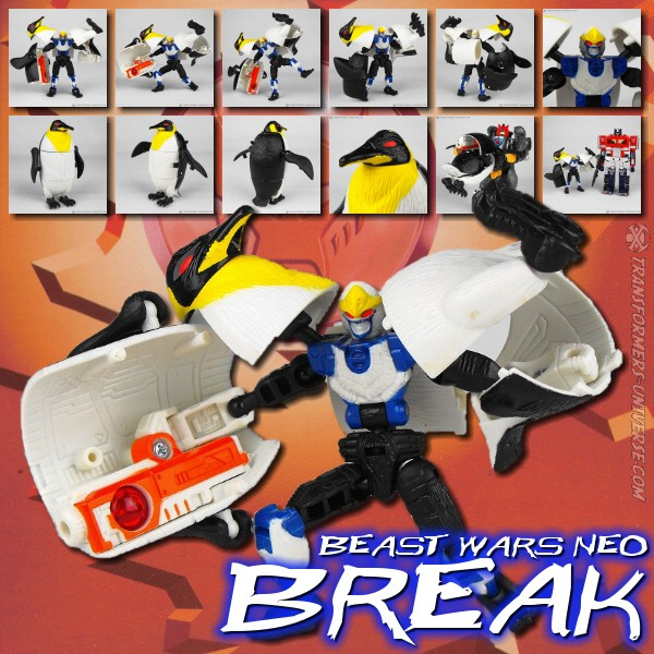 Beast Wars Neo Break