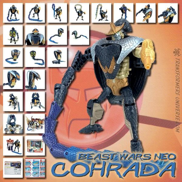 Beast Wars Neo Cohrada