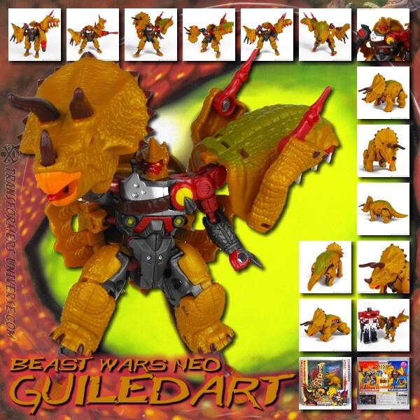 Beast Wars Neo Guiledart