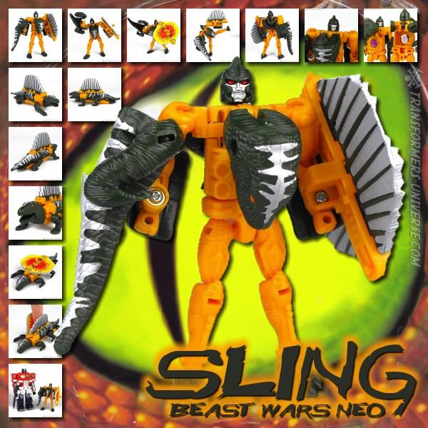 Beast Wars Neo Sling (D)
