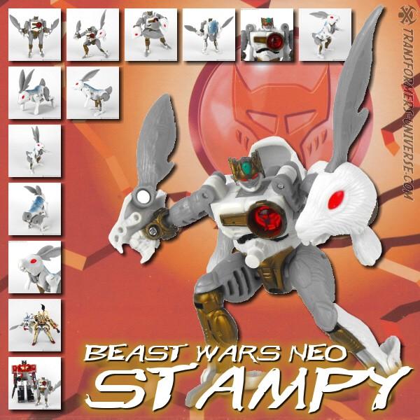 Beast Wars Neo Stampy