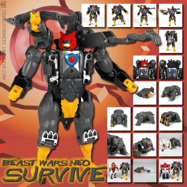 Beast Wars Neo Survive