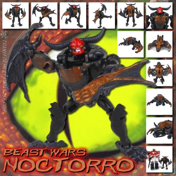 Beast Wars Noctorro