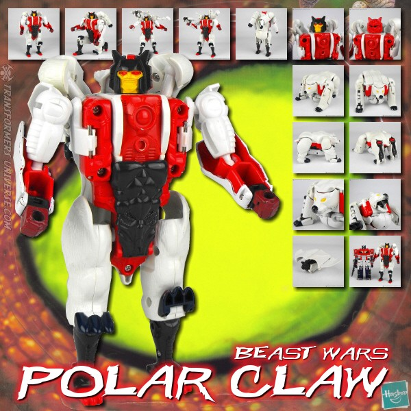 Beast Wars Polar Claw