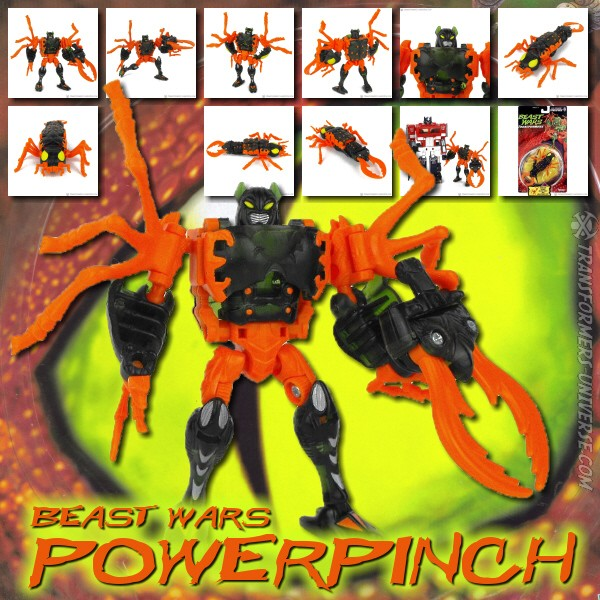 Beast Wars Powerpinch