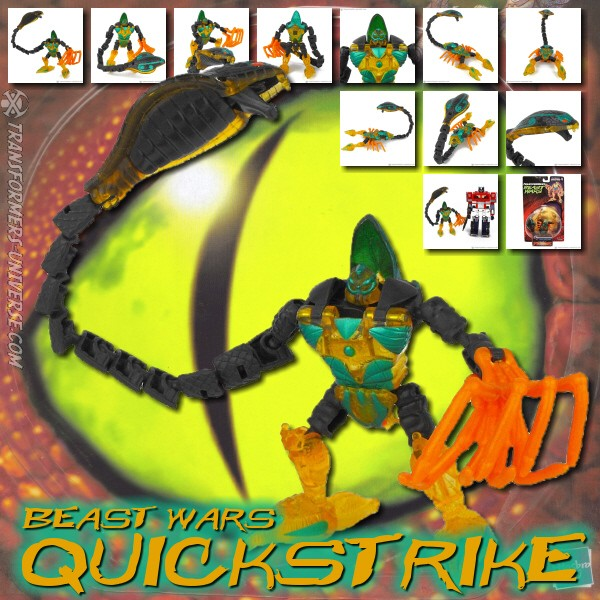 Beast Wars Quickstrike