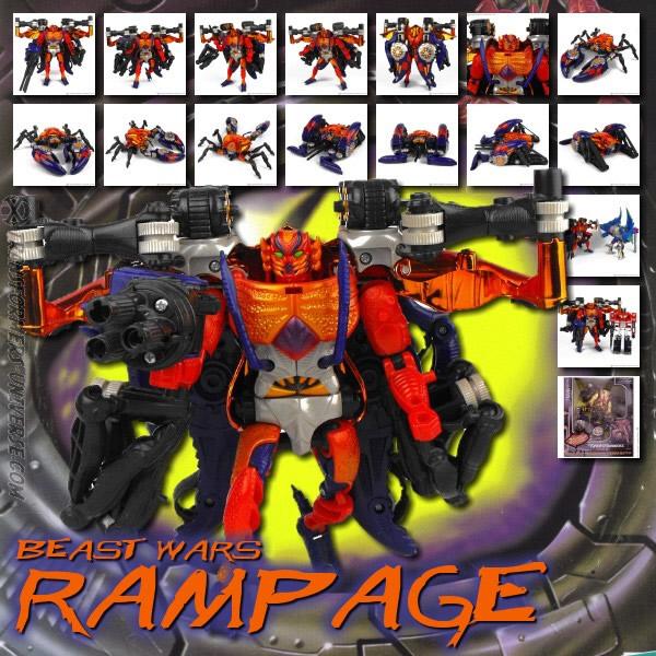 Beast Wars Rampage