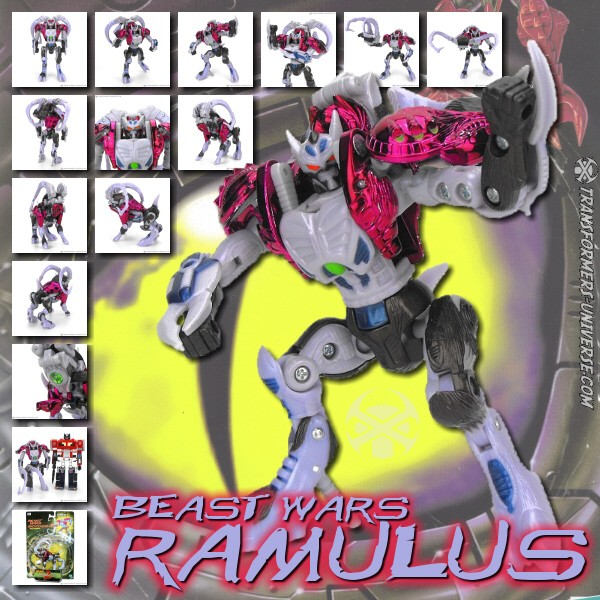 Beast Wars Ramulus