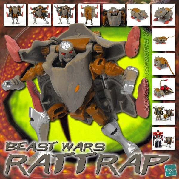 Beast Wars Rattrap