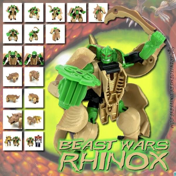Beast Wars Rhinox