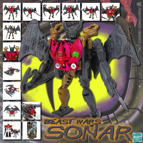 Beast Wars Sonar