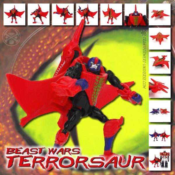 Beast Wars Terrorsaur