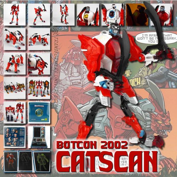 Botcon 2002 CatSCAN
