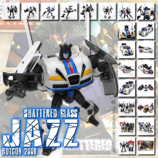 Botcon 2008 Jazz