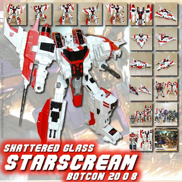Botcon 2008 Starscream