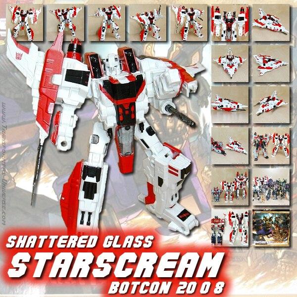 Botcon 2008 Starscream (D)