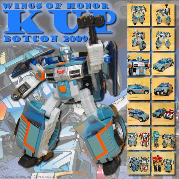 Botcon 2009 Kup