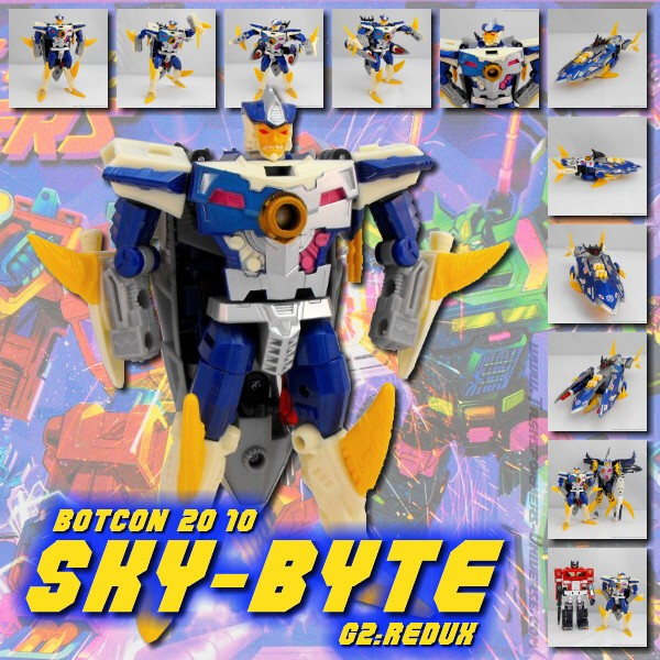 Botcon 2010 Sky-Byte