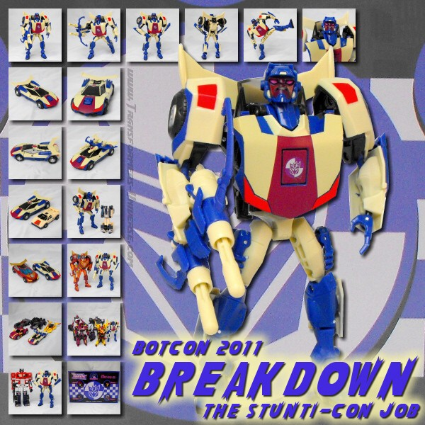 Botcon 2011 Breakdown