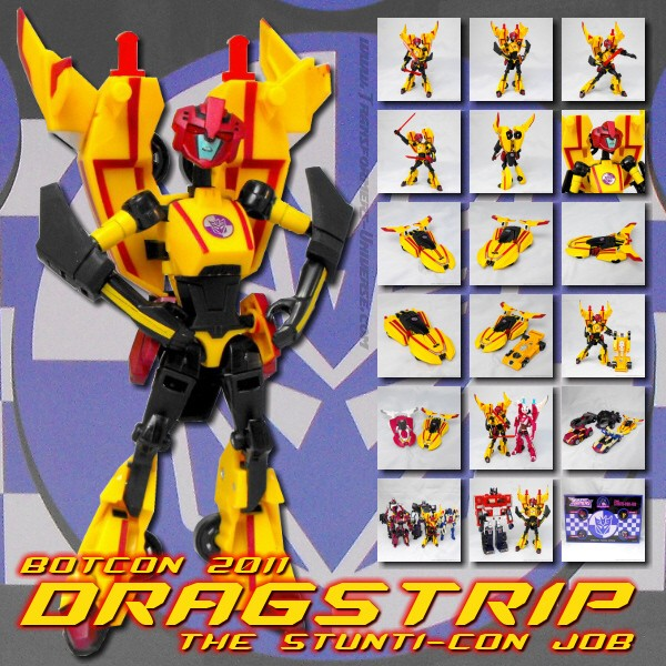 Botcon 2011 Dragstrip