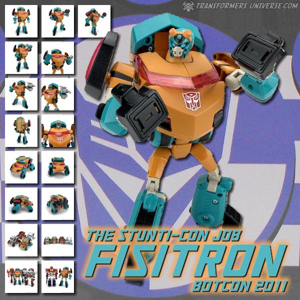 Botcon 2011 Fisitron