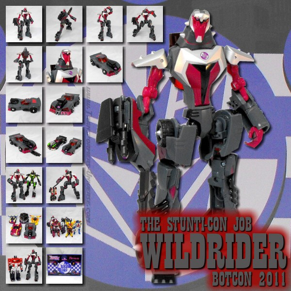 Botcon 2011 Wildrider