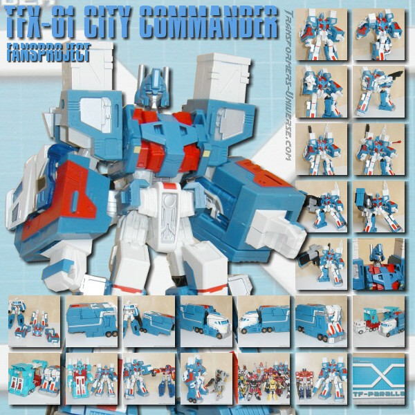 Fansproject City Commander