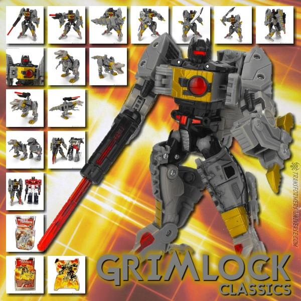 Classics Grimlock