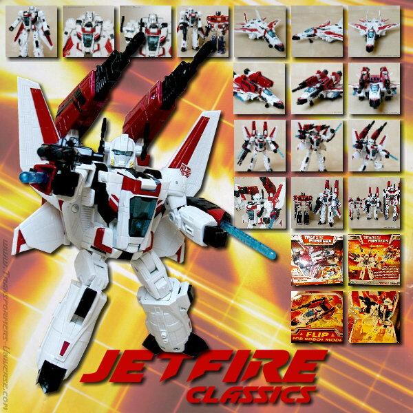 Classics Jetfire