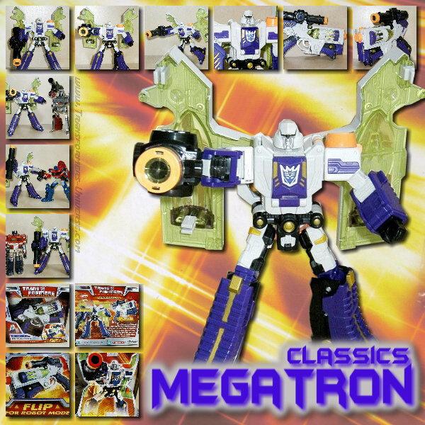 Classics Megatron